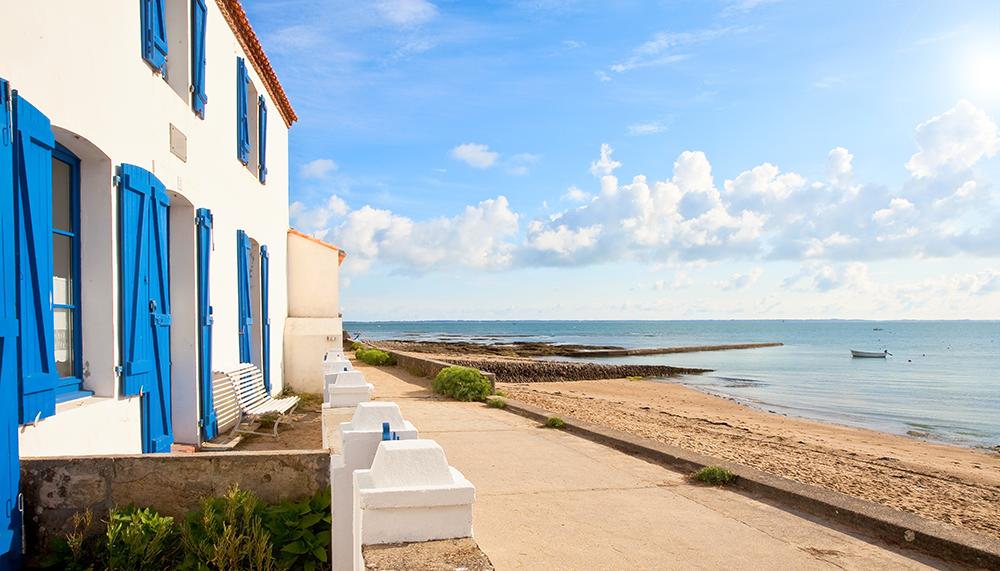 a la découverte de Noirmoutier en méhari